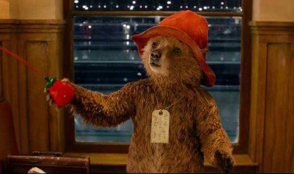 paddington bear film # 29