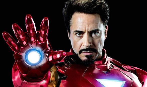 Robert Downey Jr Iron Man 1