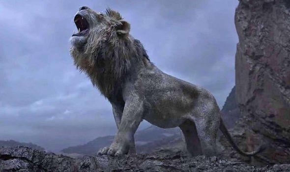 lion king # 47