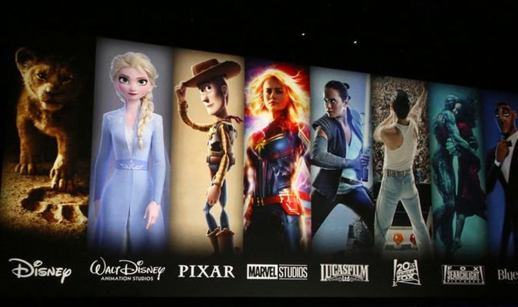 Disney movies: These are ALL the Disney movies coming to ...