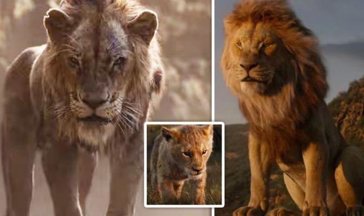 Cast Lion King Hyenas 2019