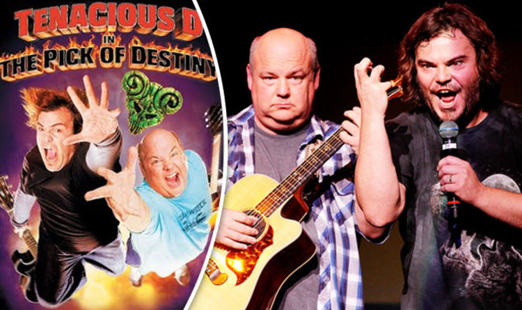 Tenacious D: Kyle Gass on 'DISASTROUS' movie and REAL ...
