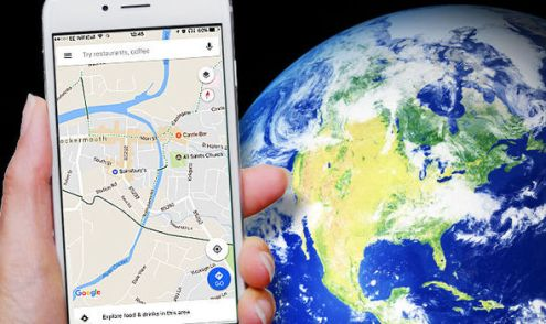 Google Maps update might be one of its most important yet   Express     Google Maps  latest algorithmic update makes the service more accurate than  ever