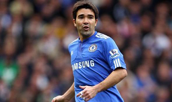 Former Chelsea midfielder Deco retires from football   Football     Deco has retired through injury