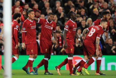 Liverpool 2-2 Sevilla AS IT HAPPENED: Champions League ...