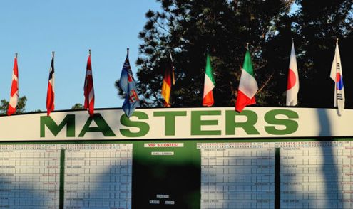 Masters leaderboard 2017 LIVE  All the scores from Augusta as Garcia     US Masters leaderboard at Augusta National Golf Club