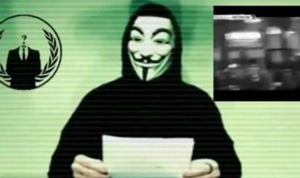 Anonymous bombard Islamic State jihadis with Rick Astley ...