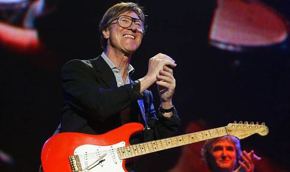 Hank Marvin's healthy appetite for his music | Celebrity ...