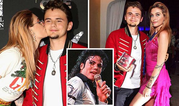 Michael Jackson: Children Paris and Prince mark birthday ...
