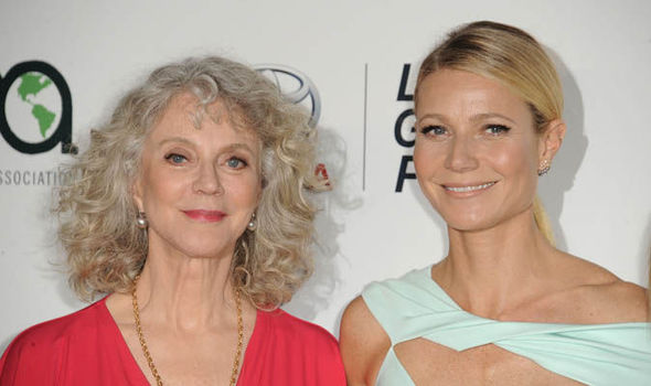 Gwyneth Paltrow hit the red carpet with glamorous mother ...