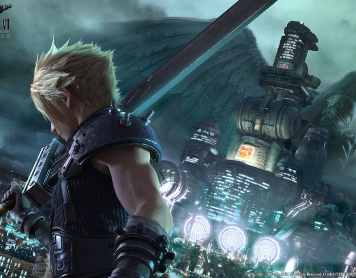 PS4 upcoming must have games   Top games heading to Sony s     Final Fantasy 7 Remake
