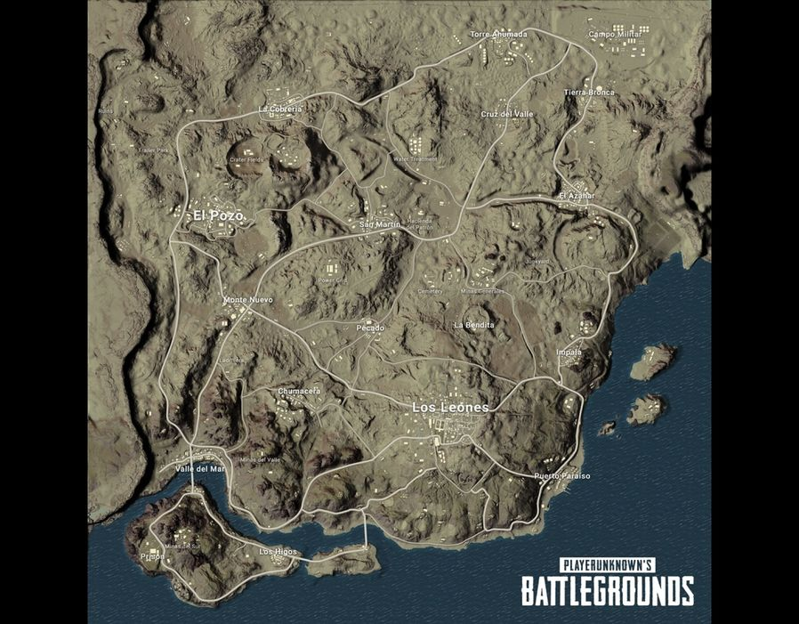 PUBG release date REVEALED   Desert map goes LIVE ahead of full     BATTLEGROUNDS fans will be able to check out the Desert map on the test  servers soon  Play slideshow  1 of 6