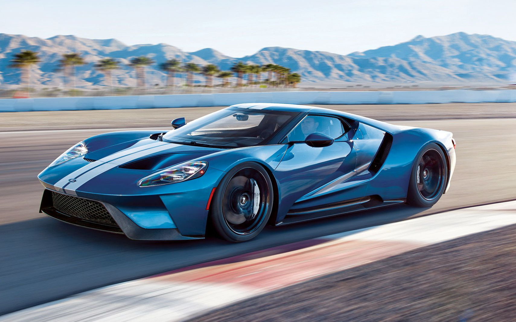 2019 Ford Gt Heritage Edition Improb