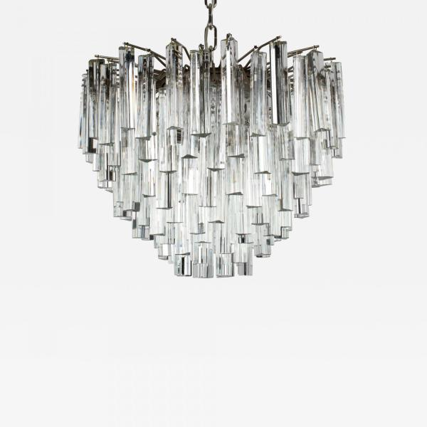 crystal chandelier tiered # 75