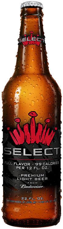 budweiser beer calories - 206×750