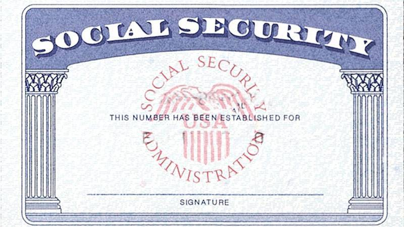 Social Security Name Change After Marriage