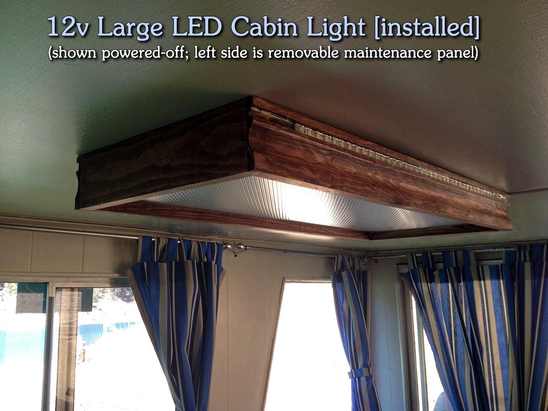 Led Cabin Lights