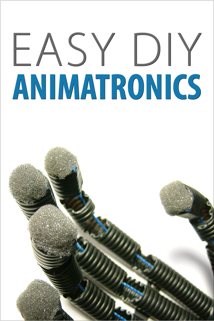 Easy Diy Animatronics