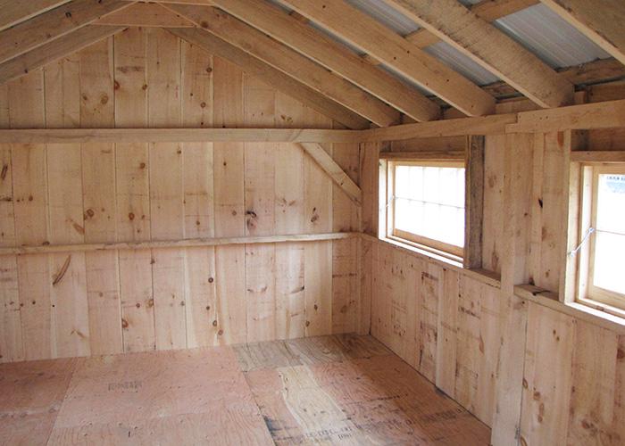Storage Shed Porch Plans