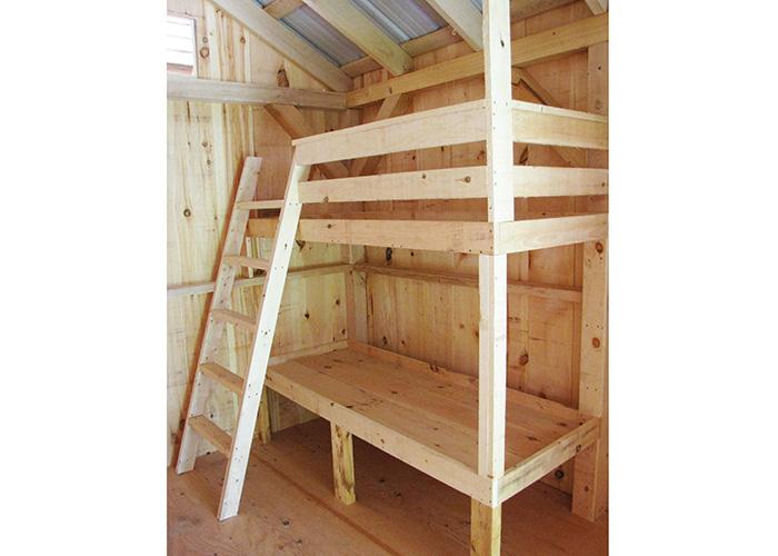 Small Barn Plans Loft