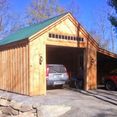 One Bay Garage Jamaica Cottage Shop