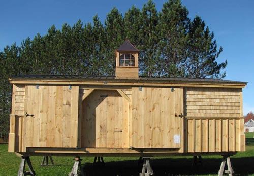Wood Storage Sheds Sale