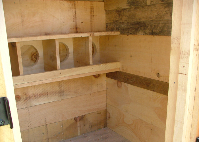 Small Tool Shed Plans