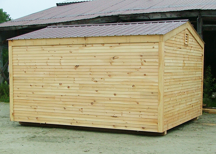 Building Shed Scratch