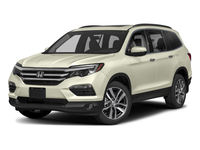 New 2018 Honda Pilot Elite AWD MSRP Prices   NADAguides 2018 Honda Pilot Base Price Elite AWD Pricing side front view