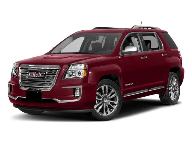 2017 GMC Terrain Deals  Rebates   Incentives   NADAguides Denali