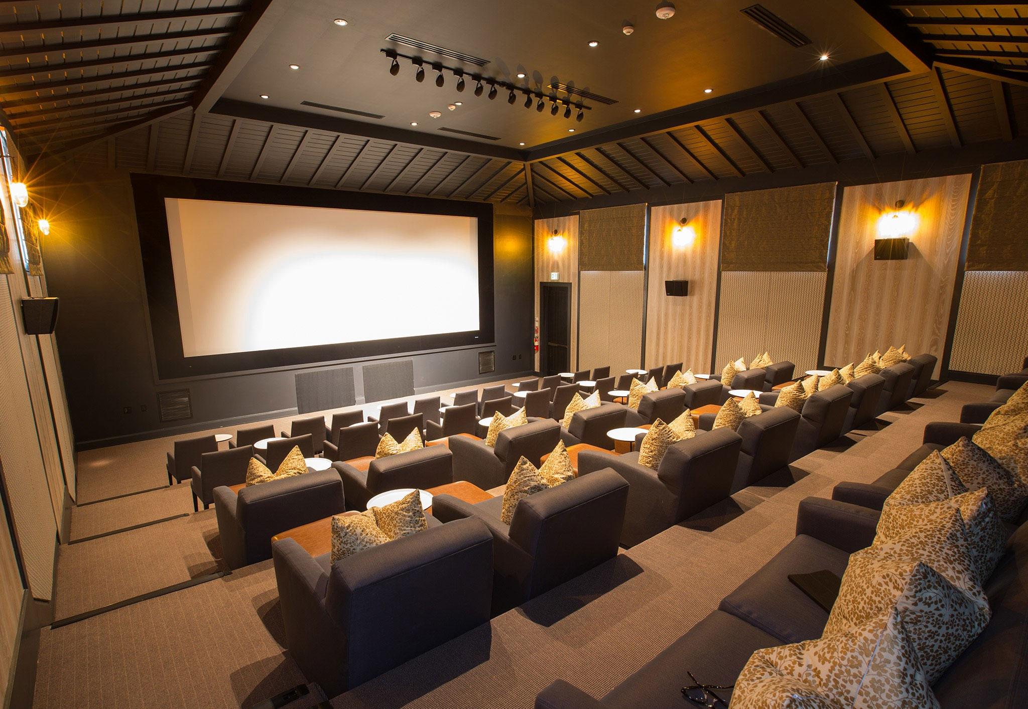 7 Private Cinemas Hidden Inside Luxury Hotels