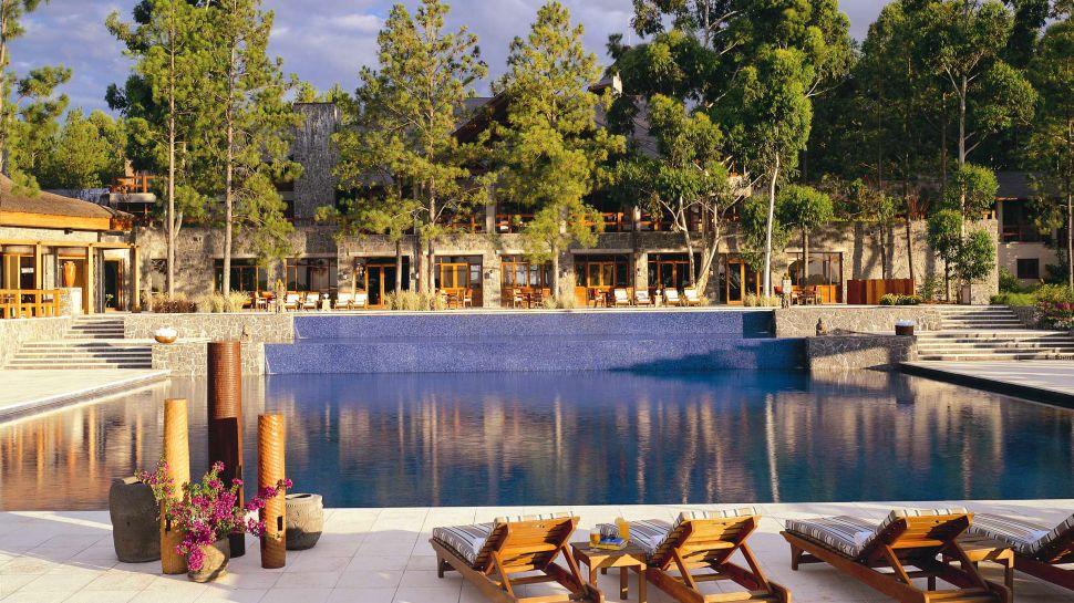 Worlds Best Beach Resorts