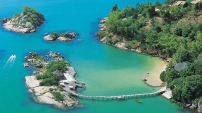 Ponta Dos Ganchos Resort, Santa Catarina, Brazil