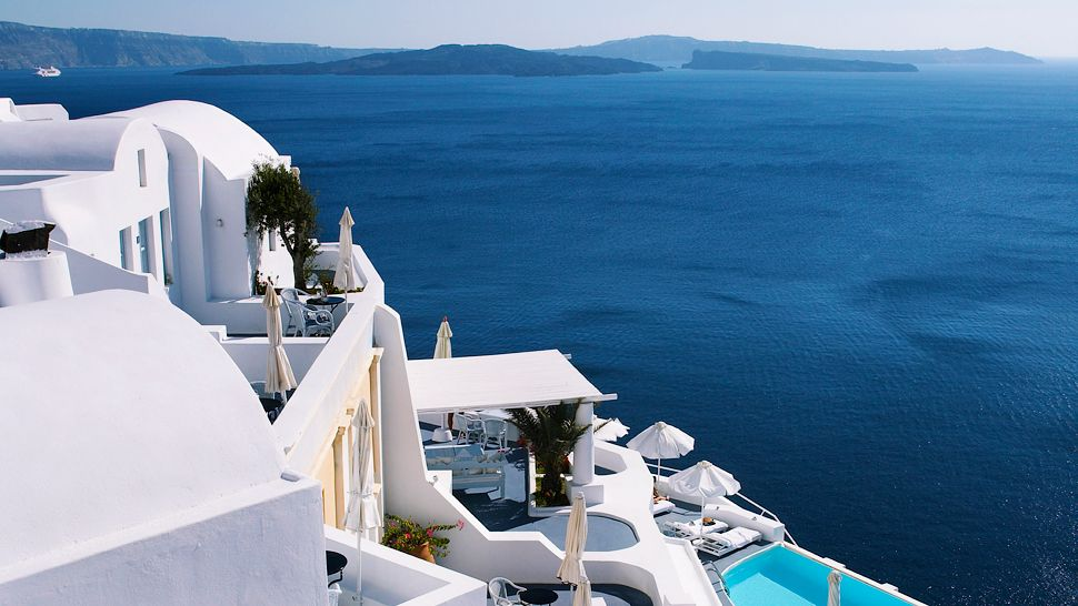 Katikies Santorini Aegean Islands