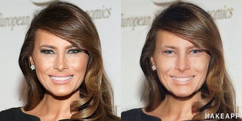 Japanese App Removes Makeup From Photos, Results Are What ...