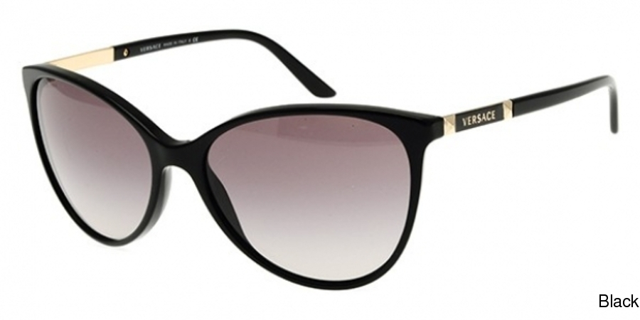 fa43d908a3 Glasses Versace White Sun And Black