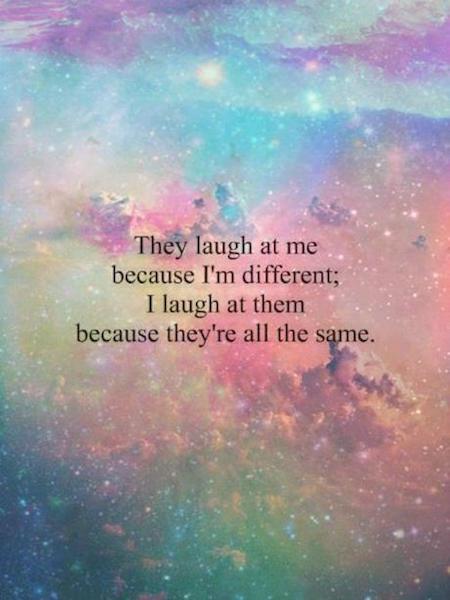 Laugh It Out Quotes