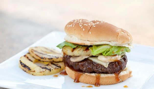 Hamburger met Kuragoy