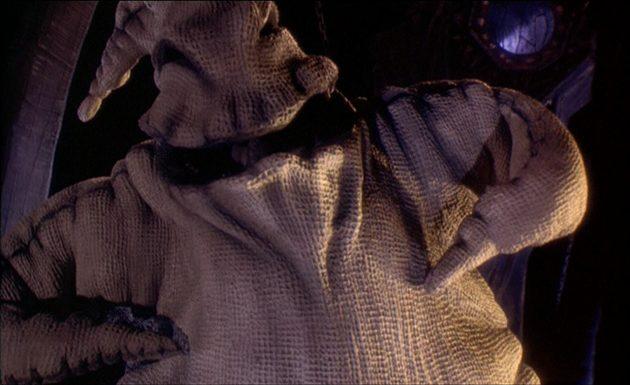 Halloween kostume: mareridt ugi-bugs før jul