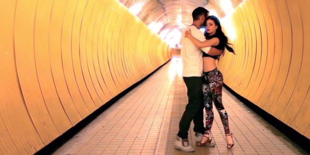 Como aprender a dançar danças sociais: Kizomba