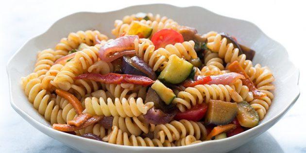 レシピペースト:野菜とプライマヴァーペースト