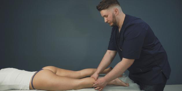 Cum se face masajul anti-celulitar al șuielilor
