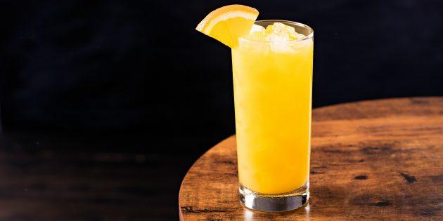 鸡尾酒伏特加:螺丝刀
