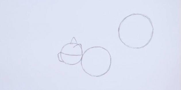 A fenti jobb oldalon is nagyobb köret ábrázol, mint az előző