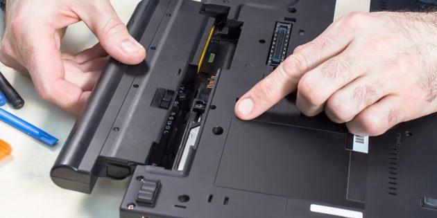 Ноутбукта Windows немесе Linux зарядталмаса не істеу керек: батареяны баптауды орындаңыз