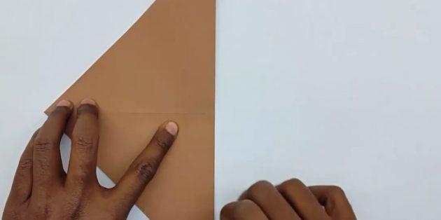 Bir Zarf Nasıl Yapılır: Kağıt Meydanı Bend