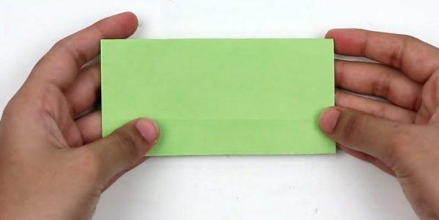 کارت پستال های سال نو آن را انجام دهید: خم شدن