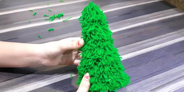 Рождестволық ағашты қалай жасауға болады