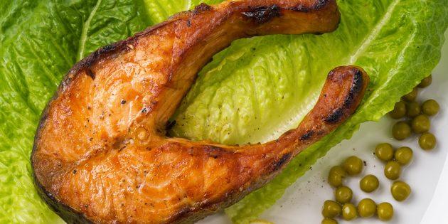 Truta no forno com alho e limão: uma receita simples