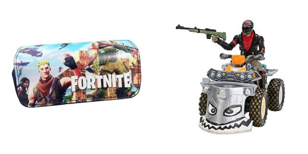 Gift Boy: Fortnite Thematic Toys.